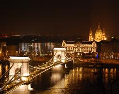 Capodanno Budapest
